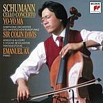Yo-Yo Ma Schumann: Cello Concerto; Adagio & Allegro; Fantasiestücke (Remastered)
