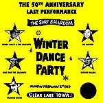 Big Bopper The 50th Anniversary Last Performance, The Surf Ballroom Winter Dance Party