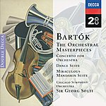 Chicago Symphony Orchestra Bartók: The Orchestral Masterpieces (2 Cds)