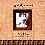 Lalgudi G. Jayaraman Violin Waves