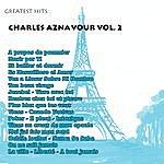 Charles Aznavour Greatest Hits: Charles Aznavour Vol. 2