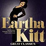 Eartha Kitt Eartha Kitt Great Classics (Santa Baby, Nobody Taugh Me And Many More)
