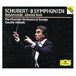 Chamber Orchestra Of Europe Schubert: 8 Symphonies; Rosamunde; Grand Duo (5 Cds)