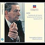 Eduard Van Beinum Haydn: Symphonies 94, 96, 97