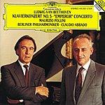 """Maurizio Pollini Beethoven: Piano Concerto No.5 """"Emperor"""""""