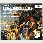 English Chamber Orchestra Handel: Judas Maccabaeus (3 Cds)