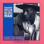 James 'Son' Thomas Mississippi Delta Blues Man