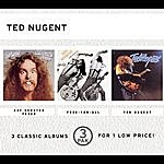 Ted Nugent Cat Scratch Fever/Free-For-All/Ted Nugent (3 Pak)