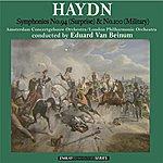 """Eduard Van Beinum Haydn: Symphony No. 100 In G Major """"The Military"""" - Symphony No. 94 In G Major """"Surprise"""" (Remastered)"""