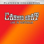Canned Heat Canned Heat: Live In Australia