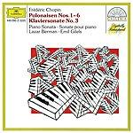Lazar Berman Chopin: Polonaises Nos. 1-6; Piano Sonata No. 3
