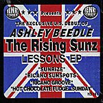 """Ashley Beedle The Rising Sunz """"Lessons Ep"""""""