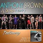 Anthony Brown Testimony