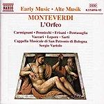 Sergio Vartolo Monteverdi: Orfeo (L')