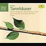 Orchester Der Deutschen Oper Berlin Wagner: Tannhäuser (3 Cds)
