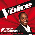 Jesse Campbell A Song For You (The Voice Performance)