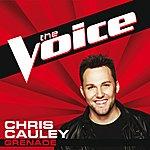 Chris Cauley Grenade (The Voice Performance)