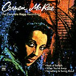 Carmen McRae The Complete Kapp Recordings