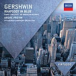 André Previn Gershwin: Rhapsody In Blue; Piano Concerto; An American In Paris