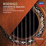 Carlos Bonell Rodrigo: Concierto De Aranjuez; Fantasia