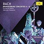 The English Concert Bach, J.S.: Brandenburg Concertos Nos.4 - 6