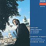 András Schiff Mozart: Piano Concertos Nos.21 & 20