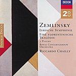 Royal Concertgebouw Orchestra Zemlinsky: Lyrische Symphonie, Etc. (2 Cds)
