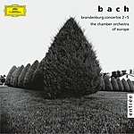 Chamber Orchestra Of Europe J.S. Bach: Brandenburg Concertos Nos.2 - 5