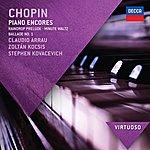 Claudio Arrau Chopin: Piano Encores