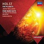 Los Angeles Philharmonic Orchestra Holst: The Planets / John Williams: Star Wars Suite
