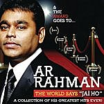 Sonu Nigam And The Award Goes To...A R Rahman