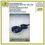 David Oistrakh Bach, J.S.: Violin Concertos Bwv 1041-1043