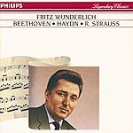 Fritz Wunderlich Fritz Wunderlich - Beethoven / Haydn / Strauss, R.