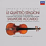 Salvatore Accardo Vivaldi: The Four Seasons; Concertos For 3 & 4 Violins