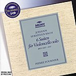 Pierre Fournier Bach: 6 Cello Suites Bwv 1007, 1008, 1009, 1010, 1011 & 1012 (2 Cds)