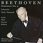 Carl Schuricht Beethoven: Symphony No. 9 (1954)