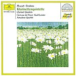 Gervase de Peyer Mozart: Clarinet Quintet K.581 / Brahms: Clarinet Quintet In B Minor, Op. 115