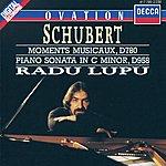 Radu Lupu Schubert: 6 Moments Musicaux; Piano Sonata In C Minor, D958