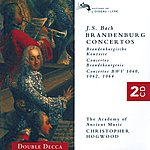 The Academy Of Ancient Music Bach, J.S.: The Brandenburg Concertos (2 Cds)