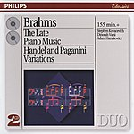 Stephen Kovacevich Brahms: The Late Piano Music (2 Cds)