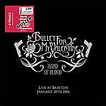 Bullet For My Valentine Hand Of Blood - Live At Brixton