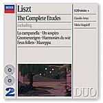Claudio Arrau Liszt: The Complete Etudes (2 Cds)