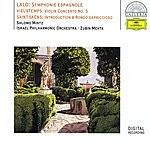 Shlomo Mintz Lalo: Symphony Espagnole / Vieuxtemps: Violin Concerto No.5 / Saint-Saëns: Introduction & Rondo Capriccioso