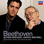 Alfred Brendel Beethoven: Complete Works For Piano & Cello (2 Cds)