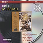 Heather Harper Handel: Messiah (2 Cds)