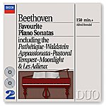 Alfred Brendel Beethoven: Favourite Piano Sonatas (2 Cds)