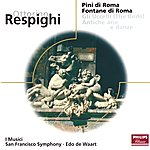 I Musici Respighi: Pines Of Rome/Fountains Of Rome/The Birds/Antiche Arie E Danze