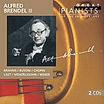 Claudio Abbado Alfred Brendel III (Great Pianists Of The 20th Century Vol.14) (2 Cds)