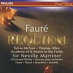 Sylvia McNair Fauré: Requiem / Koechlin: Choral Sur Le Nom De Fauré
