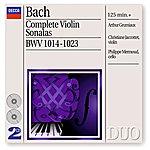 Arthur Grumiaux Bach, J.S.: Complete Violin Sonatas (2 Cds)